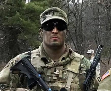 Illinois National Guardsman from Peoria Saves a Man's Life, Metamora Herald