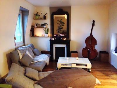 créer du rangement dans son appartement ou salon