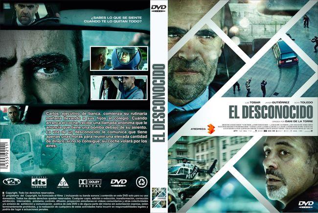 El Desconocido – Castellano, Gallego – DVD9