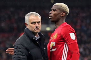 EPL: Pogba  response to Manchester boss for calling a. Virus