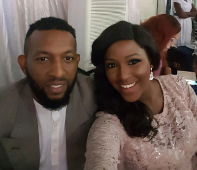 Eric Arubayi's wife Chinonso says her husband is not dead