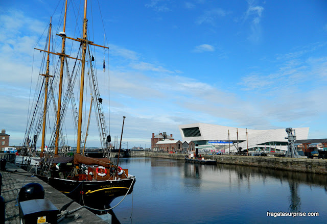 The Waterfront, Liverpool, Inglaterra