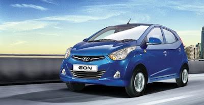 Hyundai EON wallpaper