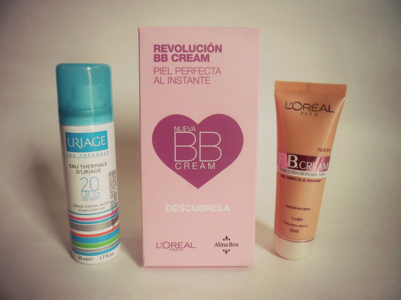 Almabox Mayo BB Cream Agua Termal