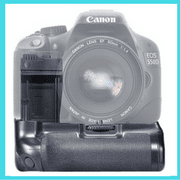 Canon t3i Battery Grip Extended Battery