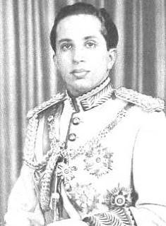 King Faisal II of Irak