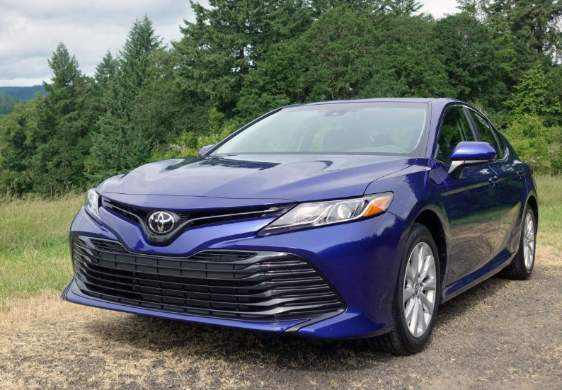 2020 Toyota Camry Trim Level Differences
