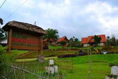 Sari Papandayan Resort & Resto Garut