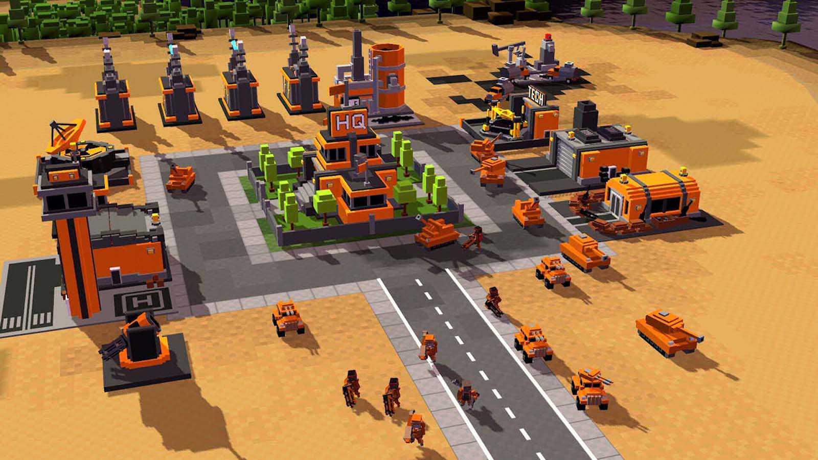 تحميل لعبة 8-Bit Armies مضغوطة برابط واحد مباشر كاملة مجانا