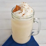 Easy, quick to make, (Fall flavor packed) Milkshake - thick, kid-friendly with a hint of Cinnamon and made using Yogurt for a lighter Milkshake