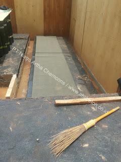 waterproofing dak atap beton