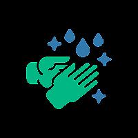 logo for handwashing