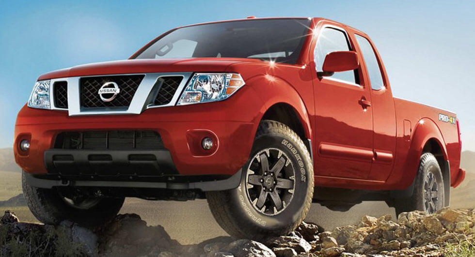 next generation nissan frontier won 39 t have much in common. Black Bedroom Furniture Sets. Home Design Ideas