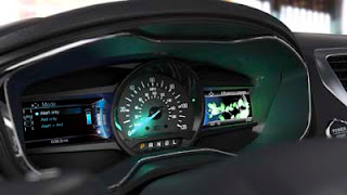 Plug In Hybrid Dashboard