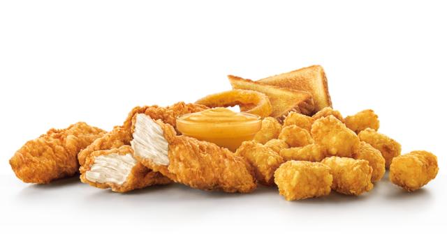 Burger Sandwich Tenders Chicken King