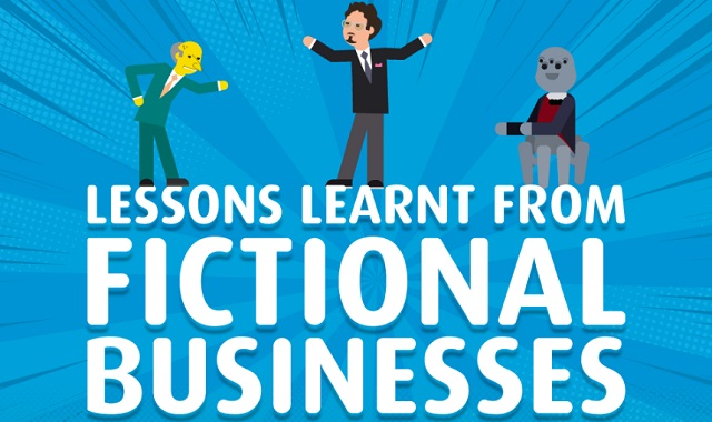 Lessons learnt from fictional businesses