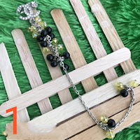 Jual Bros Dagu Batu Mix Kristal Model Juntai