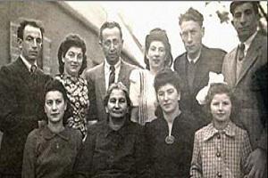 Saul Stermer -slika Stermer porodice