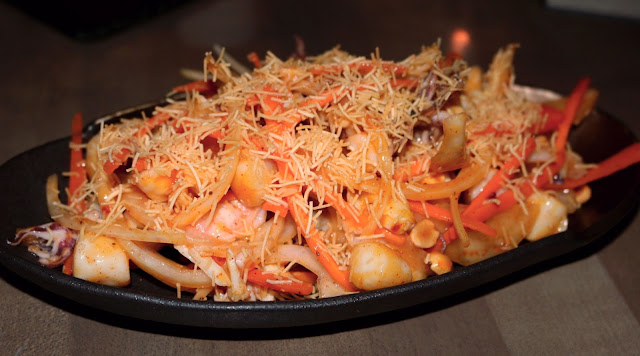 Veda - Seafood Bhel