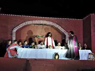 Paixão de Cristo será atração na Semana Santa, em Cuité