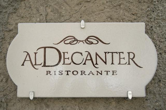 Ristorante Al decanter-Caltagirone
