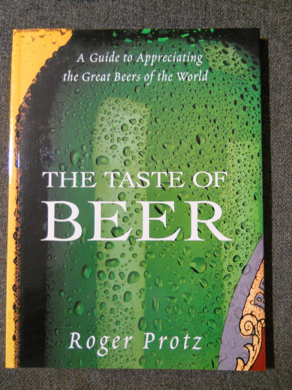 book the tast of beer