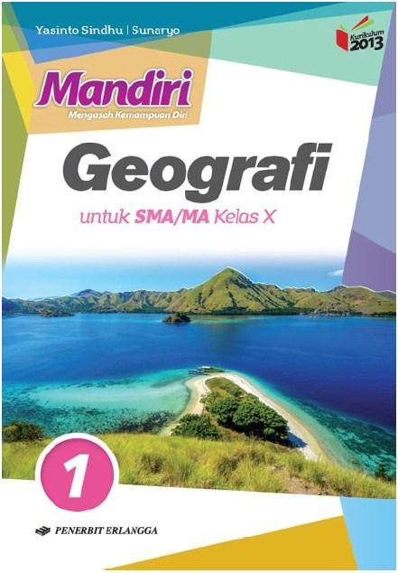 Materi Geografi Kelas 10 Semester 1 2 Kurikulum 2013