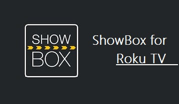 Showbox on roku