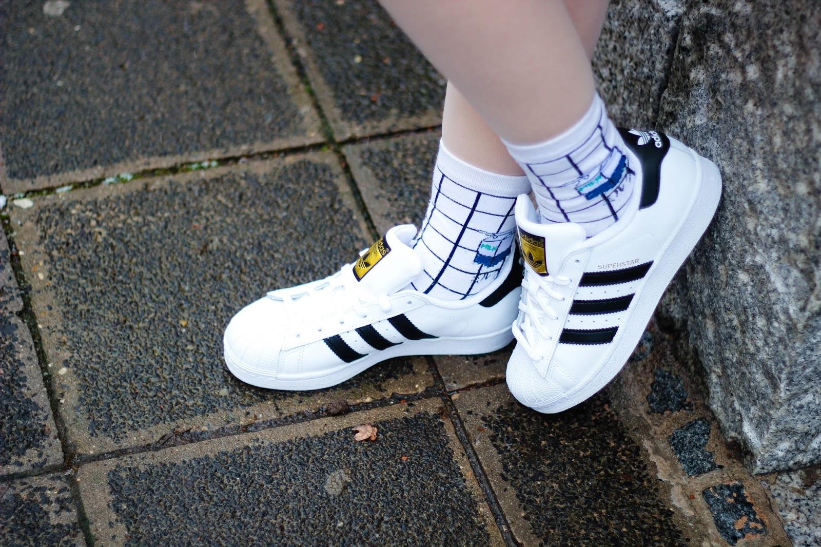 Adidas Superstars Grid Socks http://www.lootieloosplasticworld.de