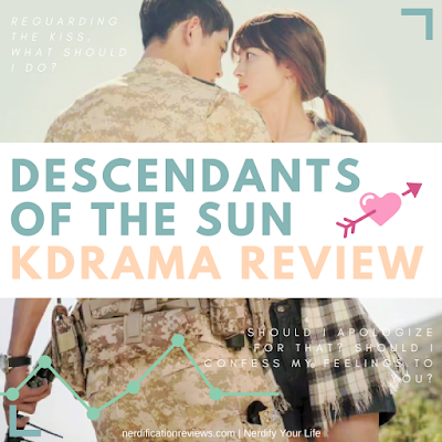 K DRAMA Review: Descendants of the Sun (2016)