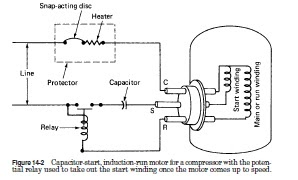 Motor Start Relays Basics And Tutorials Transmission