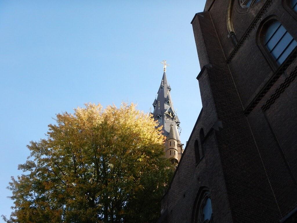 Igreja de Santa Catarina em Eindhoven