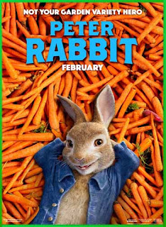 Peter Rabbit (2018) | DVDRip Latino HD GDrive 1 Link