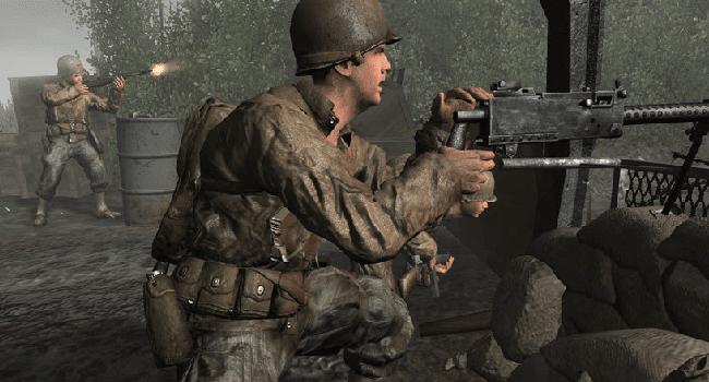 تحميل لعبة كول اوف ديوتي 2 Call of Duty للكمبيوتر