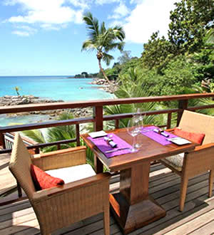 Hilton Seychelles Northolme Resort Ocean View Bar