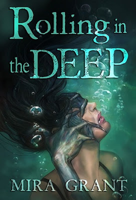 Bea's Book Nook, Review, Rolling in the Deep, Mira Grant