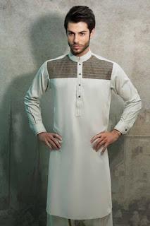 Gul Ahmed Gents Kurta Shalwar 2016