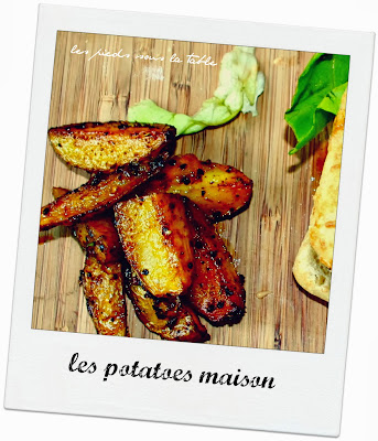les potatoes maison