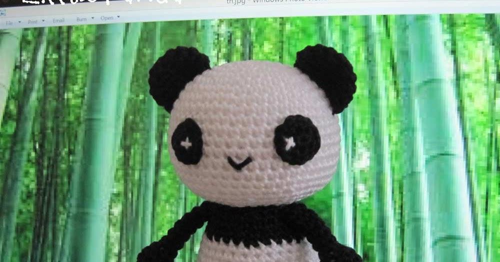 Amigurumi - Minimee Pandabär häkeln