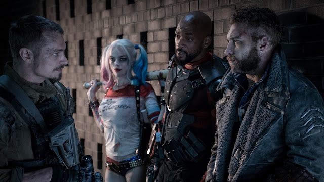 Will Smith Margot Robbie Joel Kinnaman Jai Courtney David Ayers | Suicide Squad