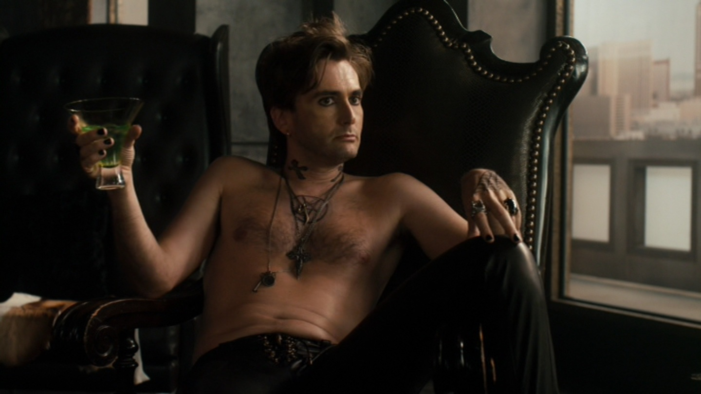 David tennant fright night apologise, but