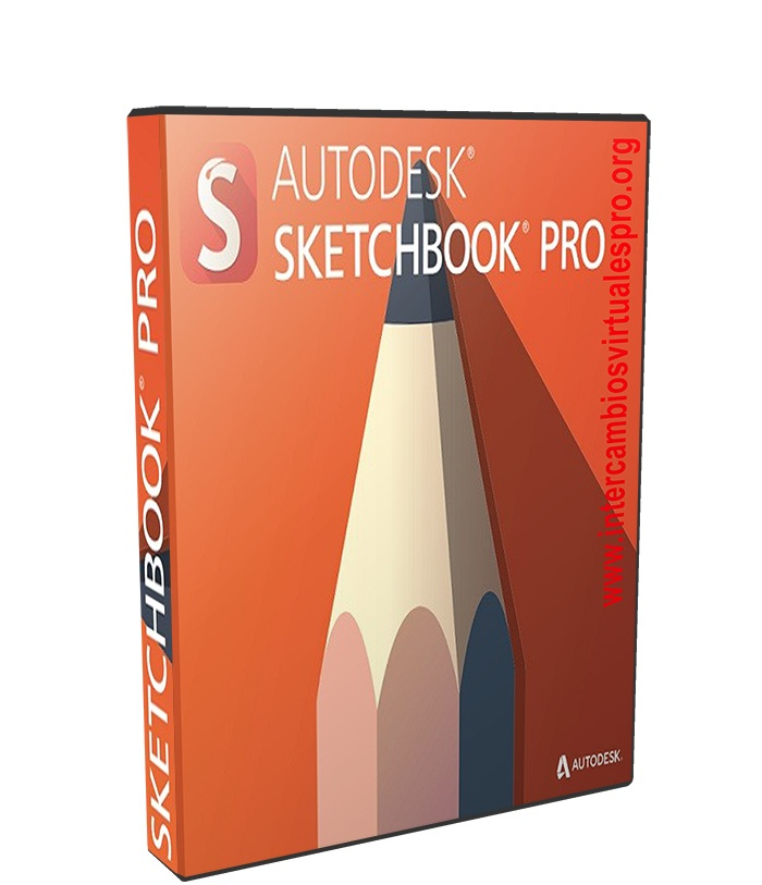Autodesk SketchBook Pro for Enterprise 2018 poster box cover