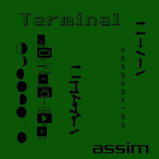 Terminal como se escreve usando as fontes