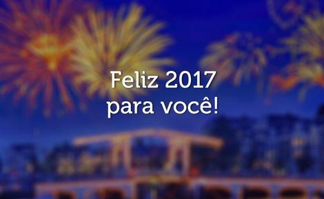 Mensagem de  Ano Novo do Blog Adalberto Gomes Notícias