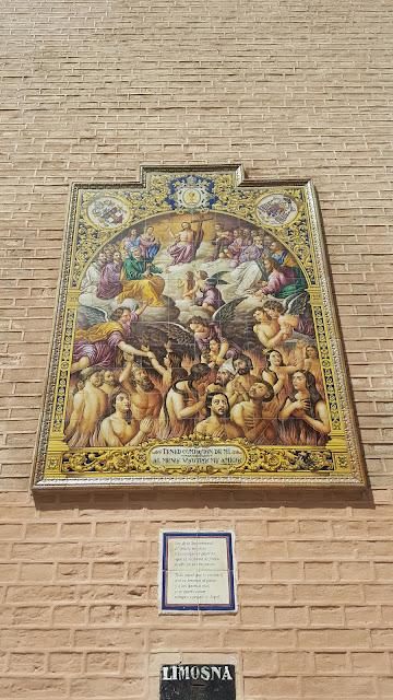 Iglesia de San Pedro, Sevilla, Andalucía, España, Elisa N, Blog de Viajes, Lifestyle, Travel
