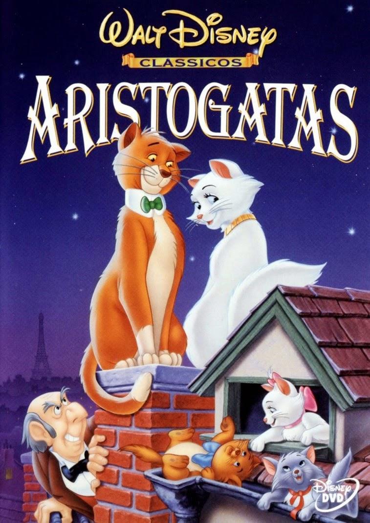 Aristogatas – Dublado (1970)