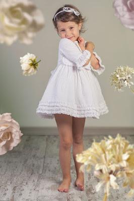 Vestidos sencillos de niña