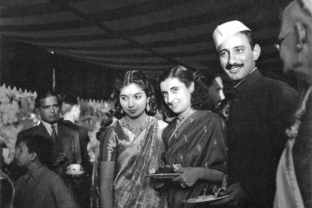 Love affairs of Indira Gandhi