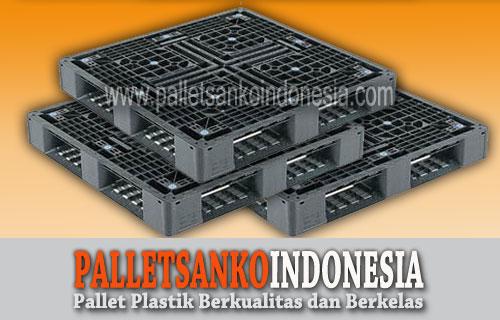 Distributor Pallet Plastik Sanko di Jakarta