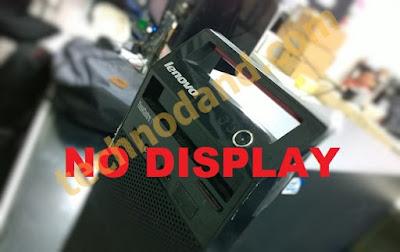 PC Lenovo ThinkCentre Edge 72 NO DISPLAY